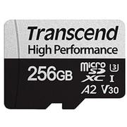 TS256GUSD330S [ハイパフォーマンスmicroSDXCカード 256GB アダプター付属]