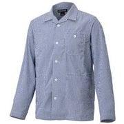 サッカーカーゴロングスリーブシャツ SUCKER CARGO L/S SHIRT TOMPJB76 ANV Mサイズ [アウトドア シャツ メンズ]