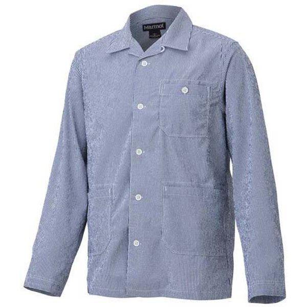 サッカーカーゴロングスリーブシャツ SUCKER CARGO L/S SHIRT TOMPJB76 ANV XLサイズ [アウトドア シャツ メンズ]