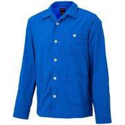 サッカーカーゴロングスリーブシャツ SUCKER CARGO L/S SHIRT TOMPJB76 (MRB)マリンブルー XLサイズ [アウトドア シャツ メンズ]