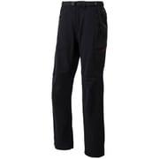 トレックコンフォパンツ TREK COMFO PANT TOMPJD83 (BK)ブラック XXLサイズ [アウトドア パンツ メンズ]