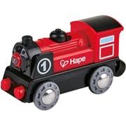 Hape E3703 電池ではしる!ひかる蒸気きかんしゃ [対象年齢:3歳~]