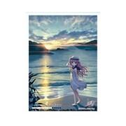 きゃらスリーブコレクション マットシリーズ Summer Pockets REFLECTION BLUE 加藤うみ No.MT845 [トレーディングカード用品]