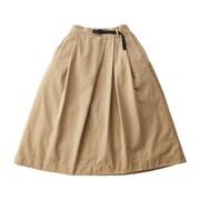 TALE CUT SKIRT テイルカットスカート GLSK-002 CHINO Mサイズ [アウトドア スカート レディース]