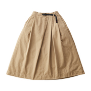 TALE CUT SKIRT テイルカットスカート GLSK-002 CHINO Lサイズ [アウトドア スカート レディース]