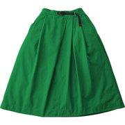 TALE CUT SKIRT テイルカットスカート GLSK-002 M.GREEN Mサイズ [アウトドア スカート レディース]
