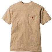 1948-STS ONE POINT TEE BEIGE M 20S [アウトドア カットソー メンズ]