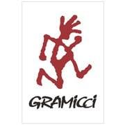 GRAMICCI STICKER1 グラミチステッカー1 GAC-003 LOGO-A [アウトドア ロゴステッカー]