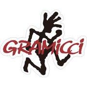 GRAMICCI STICKER2 グラミチステッカー2 GAC-006 LOGO [アウトドア ロゴステッカー]