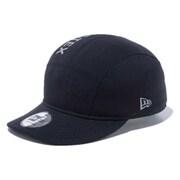 ジェットキャップ GORE-TEX PACLITE サイドロゴ ブラック×リフレクタープリント 12325705 [アウトドア 帽子]