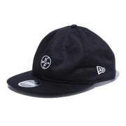 RC 9FIFTY フラットバイザー シェルテック NEロゴ 12325673 ブラック [アウトドア 帽子]