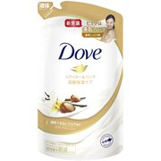 Dove(ダヴ) ボディウォッシュ リッチケア 深層保湿ケア シアバター&バニラ 詰替 340g [ボディソープ]