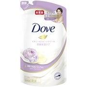 Dove(ダヴ) ボディウォッシュ リッチケア 深層保湿ケア ピオニー&スイートクリーム 詰替 340g [ボディソープ]