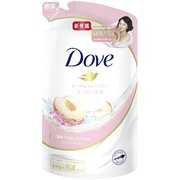 Dove(ダヴ) ボディウォッシュ さっぱり保湿 ピーチ&スイートピー 詰替 360g [ボディソープ]