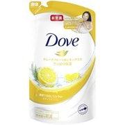 Dove(ダヴ) ボディウォッシュ さっぱり保湿 グレープフルーツ&レモングラス 詰替 360g [ボディソープ]