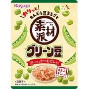 小袋素材派グリーン豆ほっとするかつおだし味 28g