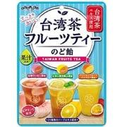 台湾茶フルーツティーのど飴 80g