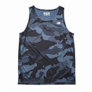 NBRC シングレット AMT93184-BSL ブラック/スレート XLサイズ [ランニングシャツ メンズ]