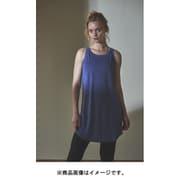 SNW015530 W Essential Dress ブルーM 20S [ヨガウェア カットソー レディース]