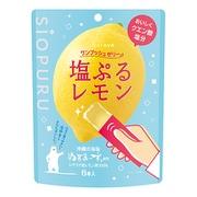 井村屋 ワンプッシュゼリー塩ぷるレモン15g×6本 [機能性食品・菓子]