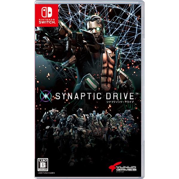 SYNAPTIC DRIVE シナプティック ドライブ [Nintendo Switchソフト]