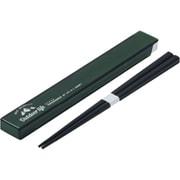 アウトドア・ライフ 箸・箸箱セット(エム) グリーン