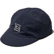 フリーサイズ PUNCHING MESH CAP WJAC0013 NAVY [アウトドア 帽子]