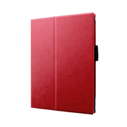 LP-ITPM20PRIRD [iPad 11インチ 2020年モデル 用 PRIME 薄型 PUレザー フラップケース レッド]