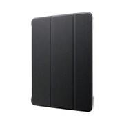 LP-ITPM20CNTBK [iPad 11インチ 2020年モデル 用 Clear Note 背面クリアフラップケース ブラック]