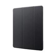 LP-ITPL20CNTBK [iPad 12.9インチ 2020年モデル 用 Clear Note 背面クリアフラップケース ブラック]