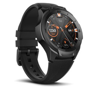 Ticwatch S2 Smartwatch Black [スマートウォッチ]