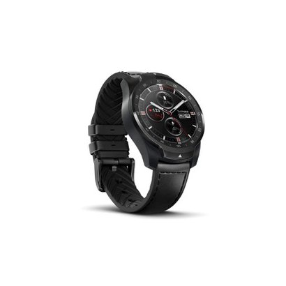 Ticwatch Pro Smartwatch Black [スマートウォッチ]