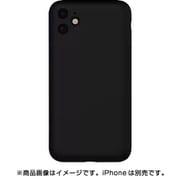 MY-IP11N1-MB [iPhone 11用 ケース MYNUS CASE マットブラック]