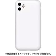 MY-IP11N1-MW [iPhone 11用 ケース MYNUS CASE マットホワイト]