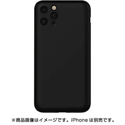 MY-IP11P1-MB [iPhone 11 Pro用 ケース MYNUS CASE マットブラック]