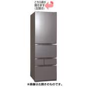 GR-S470GZL(ZH) [冷蔵庫(465L・左開き) 5ドア VEGETA(べジータ) GZシリーズ アッシュグレージュ]