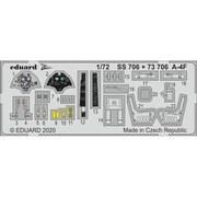 EDUSS706 A-4F ズームエッチングパーツ ホビーボス用 [1/72スケール エッチングパーツ]