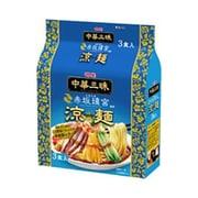 明星 中華三昧 赤坂璃宮 涼麺 3食パック