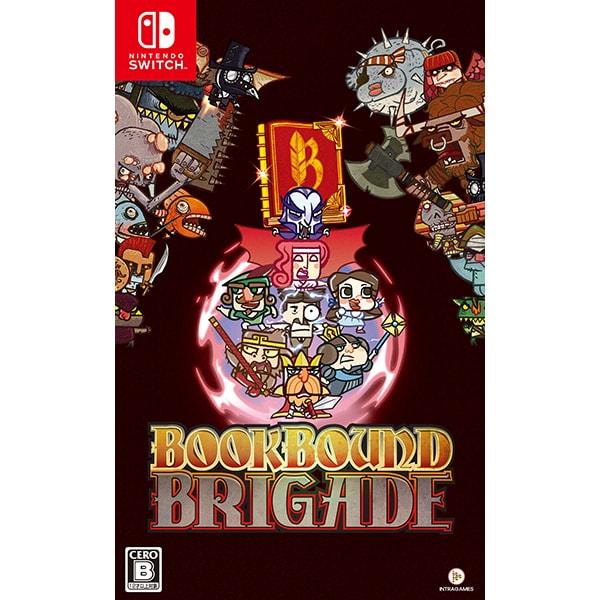 ブックバウンド・ブリゲード [Nintendo Switchソフト]