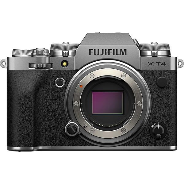 FUJIFILM X-T4 シルバー [ボディ]