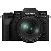 FUJIFILM X-T4 レンズキット ブラック [ボディ+交換レンズ「XF16-80mmF4 R OIS WR」]