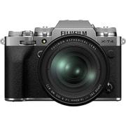 FUJIFILM X-T4 レンズキット シルバー [ボディ+交換レンズ「XF16-80mmF4 R OIS WR」]