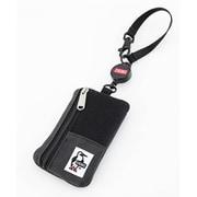 コミューターパスケーススウェットナイロン Commuter Pass Case Sweat Nylon CH60-2936 Black/Charcoal [アウトドア系 ケース]