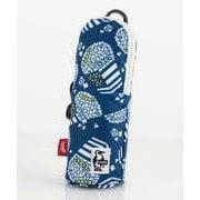 エコロングスタンドケース Eco Long Stand Case CH60-2933 Blue PopCorn [アウトドア系 ケース]