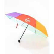 ブービーフォーダブルアンブレラ Booby Foldable Umbrella CH62-1495 Rainbow [折りたたみ傘]