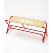 チャムスベンチ CHUMS Bench CH62-1500 Beige/Red [アウトドア チェア]