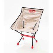 フォールディングチェアブービーフット Folding Chair Booby Foot CH62-1170 Gray [アウトドア チェア]