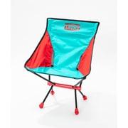 フォールディングチェアブービーフット Folding Chair Booby Foot CH62-1170 Teal Red [アウトドア チェア]