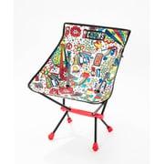 フォールディングチェアブービーフット Folding Chair Booby Foot CH62-1170 Hippie [アウトドア チェア]