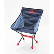 フォールディングチェアブービーフット Folding Chair Booby Foot CH62-1170 Two Tone Navy [アウトドア チェア]